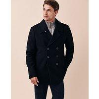Reefer Wool Jacket