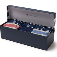 3 Pack Stripe Boxers Boxset