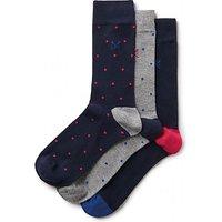 3 Pack Spot Bamboo Socks