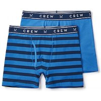 2 Pack Wide Stripe Boxers
