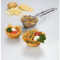 GSD Nestbacklöffel aus Edelstahl, für Kartoffelnester