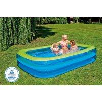 Happy People Family Pool, ca. 260 x 165 x 40 cm