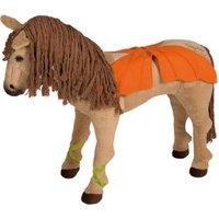 """Happy People Pferd """"Sanjeela's Pferd"""", Plüschpferd, Spielzeugpferd, mit Sound, Bayala® by Schleich"""
