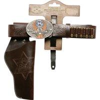 J.G.Schrödel Cowboygürtel, Lederimitatgütel, Westerngürtel