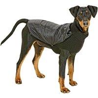 Karlie Sunny Hundepullover mit Regencape schwarz, 36 cm