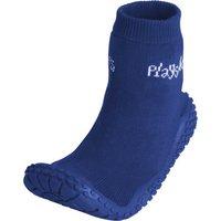 Playshoes Aqua-Socke uni marine, Größe: 28/29