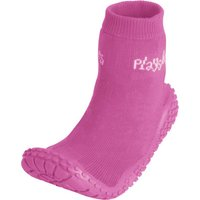 Playshoes Aqua-Socke uni pink, Größe: 28/29