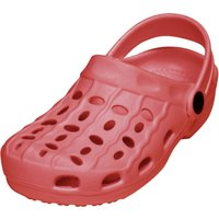 Playshoes EVA-Clog Basic rot, Größe: 24/25