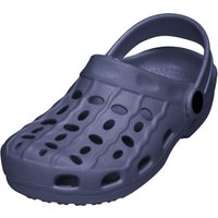 Playshoes EVA-Clog Basic marine, Größe: 28/29