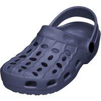 Playshoes EVA-Clog Basic marine, Größe: 34/35