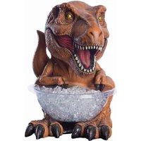 RUBIE'S T-Rex Small Candy Bowl Holder, Süßigkeitenspender, Halloween Deko Figur
