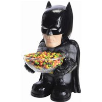 RUBIE'S Batman Candy Bowl Holder, Süßigkeitenspender, Halloween Deko Figur