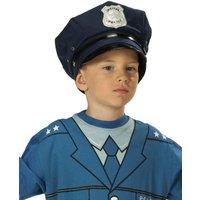 RUBIE'S Faschingsaccessoire - Police Cap, Größe: 59