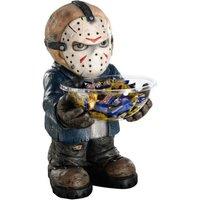 RUBIE'S Jason Candy Bowl Holder, Süßigkeitenspender, Halloween Deko Figur
