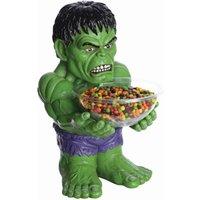 RUBIE'S Hulk Candy Bowl Holder, Süßigkeitenspender, Halloween Deko Figur
