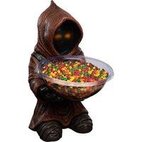 RUBIE'S Jawa Candy Bowl Holder, Süßigkeitenspender, Halloween Deko Figur