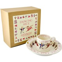 Emma Bridgewater Dancing Mice Children's Bowl & Mug Set (Boxed) | 1DAM010966 - Dancing Gifts