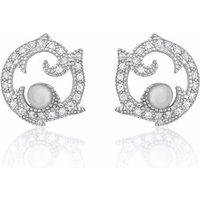 V Jewellery Romance Rose Earrings | 3018 - Romance Gifts