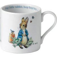 Wedgwood Peter Rabbit Boy's Mug in Tin   40001415 - Peter Rabbit Gifts