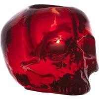 Kosta Boda Still Life Skull Red Votive | 7061110 - Skull Gifts