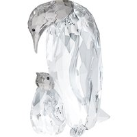 Swarovski Penguin Mother with Baby   5043728 - Penguin Gifts