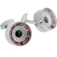 Tateossian Casino Themed Roulette Cufflinks | CL0068 - Roulette Gifts