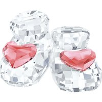 Swarovski Pink Baby Shoes | 5063343 - Shoes Gifts