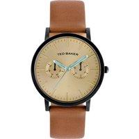 ted baker mnes brit multifunction black watch | te1094