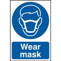 Notice Wear Mask