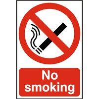 Notice No Smoking