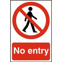 Notice No Entry