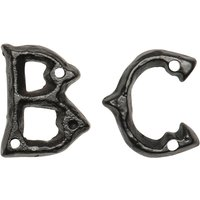 Kirkpatrick 1976 Antique Gothic Style Letters 45mm