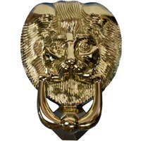 Upvc Lion Head Knocker Hardex Gold