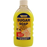 Sugar Soap Cleaning Solution 500ml