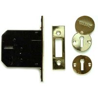 3 Inch 3 Lever Brass Mortice Deadlock