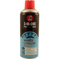 Professional White Lithium Grease 400ml