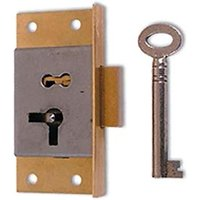 Cut Cabinet Lock 1 Lever 64mm Right Hand