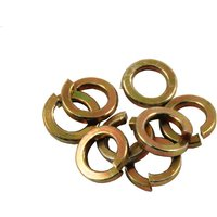 Pack of 100 Square Section Spring Washer 4mm ZY