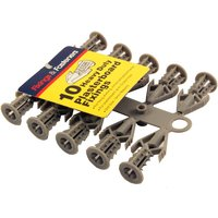 HD Plasterboard Fixing Pack of 10