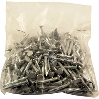 Square Twist Nails Galv 500g Poly Bag