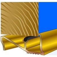 Lowline Door Threshold Sill 914mm Gold Effect