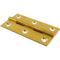 Brass Door Hinges 76x41mm