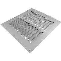 Aluminium Fixed Slotted Vent 241x241mm