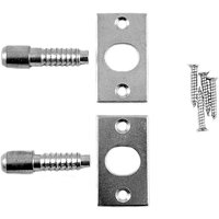 Steel Security Hinge Bolts in Pairs