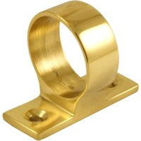 Heritage V1120 Brass Sash Ring Window Fitting