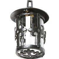 Kirkpatrick 405 Traditional Antique Style Lamp and Corner Bracket