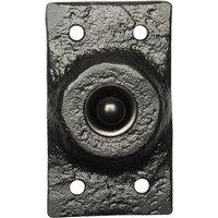 Black Antique Ironwork Door Bell 4748