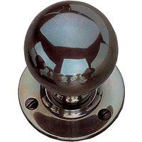 Solid Bronze 48mm Ball Style Door Knobs