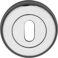 Sorrento SC0191 Chrome Concealed Keyhole Cover 53mm