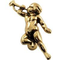 Cherub Solid Brass Front Door Knocker